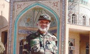 فرمانده اسبق لشکر ۸۱ زرهی ارتش به همرزمان شهیدش پیوست