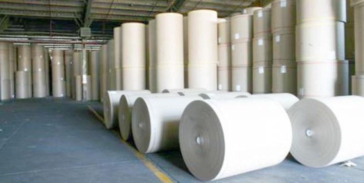 ۶ هزار تن کاغذ از گمرکات ترخیص میشود