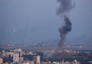 اصابت راکتهای مقاومت به شهرکهای صهیونیستنشین