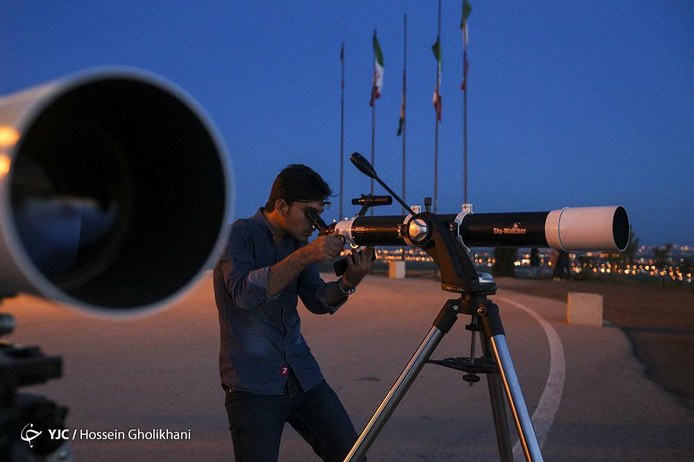 استهلال ماه رمضان در استانها