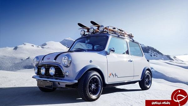 خودرو Mini Remastered جدیدترین مدل مینی ماینر مفهومی از زیبایی در کنار اصالت