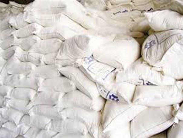 کشف یک انبار با بیش از ۳۴ تن آرد قاچاق در اراک