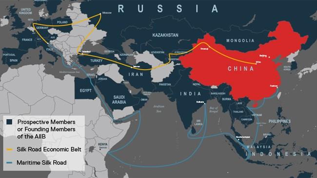 پیلههای تجارت ایران بر روی جاده ابریشم/ چین مشتاق برقراری ارتباط قوی با ایران