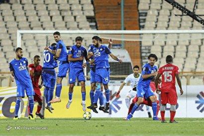 لیگ قهرمانان آسیا/ استقلال ۱ - الدحیل ۱