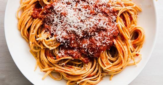 همه چیز درباره اسپاگتی!
