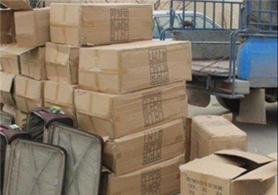 کشف محموله قاچاق در اندیمشک/ دستگیری باند سارقان به عنف