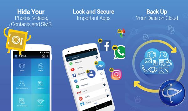 دانلود Vault-Hide SMS, Pics & Videos 6.9.00.22 برنامه حرفهای حفاظت از اطلاعات شخصی