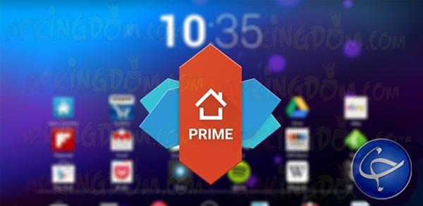 دانلود Nova Launcher Prime v6.1.6 Final برنامه لانچر محبوب و قدرتمند اندروید