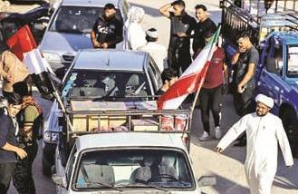 اظهارات عضو حشدالشعبی درباره حضور در مناطق سیلزده ایران