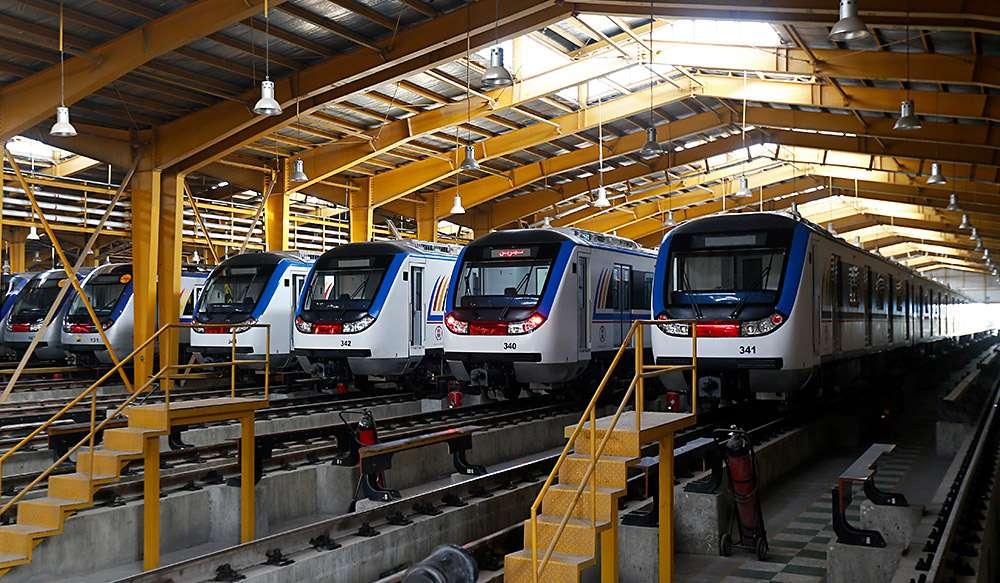 پاینده/// سهم ناچیز دولت در توسعه مترو