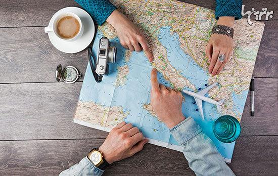 ۱۲ اشتباهی که همه ما در زمان مسافرت کردن انجام میدهیم