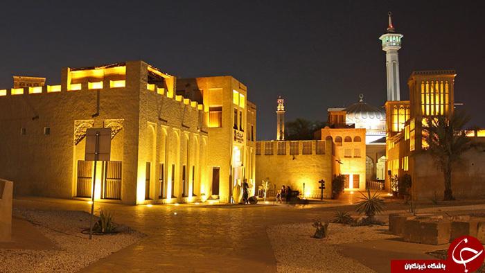معرفی مکان های دیدنی دبی به همراه تصاویر