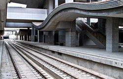پیشرفت 77 درصدی متروی هشتگرد/ بازدید معاون وزیر راه و شهرسازی از پروژه مترو شهر جدید هشتگرد