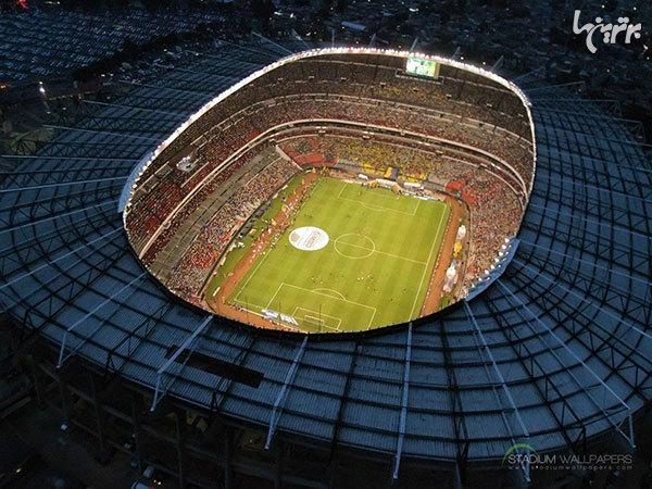 ۱۰ استادیوم بزرگ فوتبال جهان