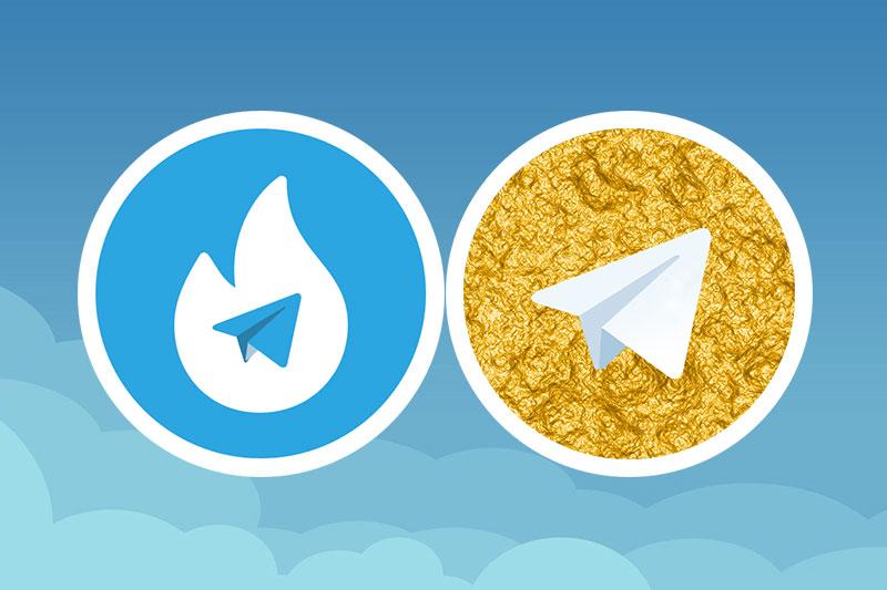 نسخههای جدید هاتگرام و  تلگرام طلایی بار دیگر از گوگل پلی حذف شدند! +تصویر