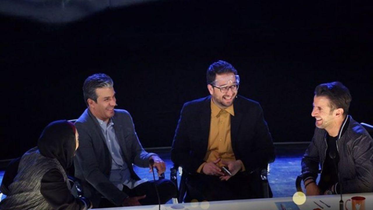 مسابقه استعدادیابی احسان علیخانی به فینال نزدیک شد/ رکوردشکنی در «عصرجدید» با سازههای ماکارانی + فیلم