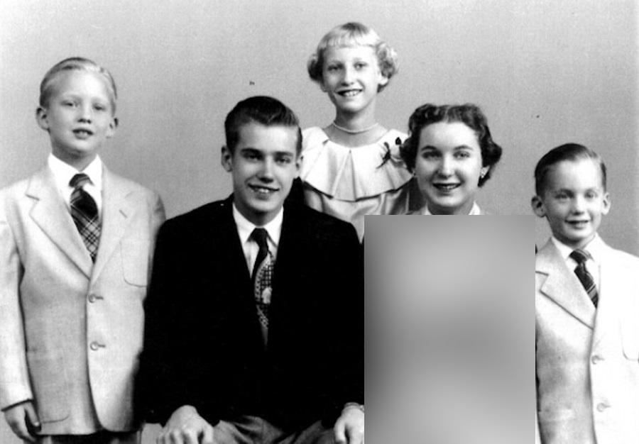 اسراری جالب از خواهر و برادرهای ترامپ/ از خانداداش الکلی تا آبجی خانم قاضی که خودش سرکرده دزدها بود + تصاویر