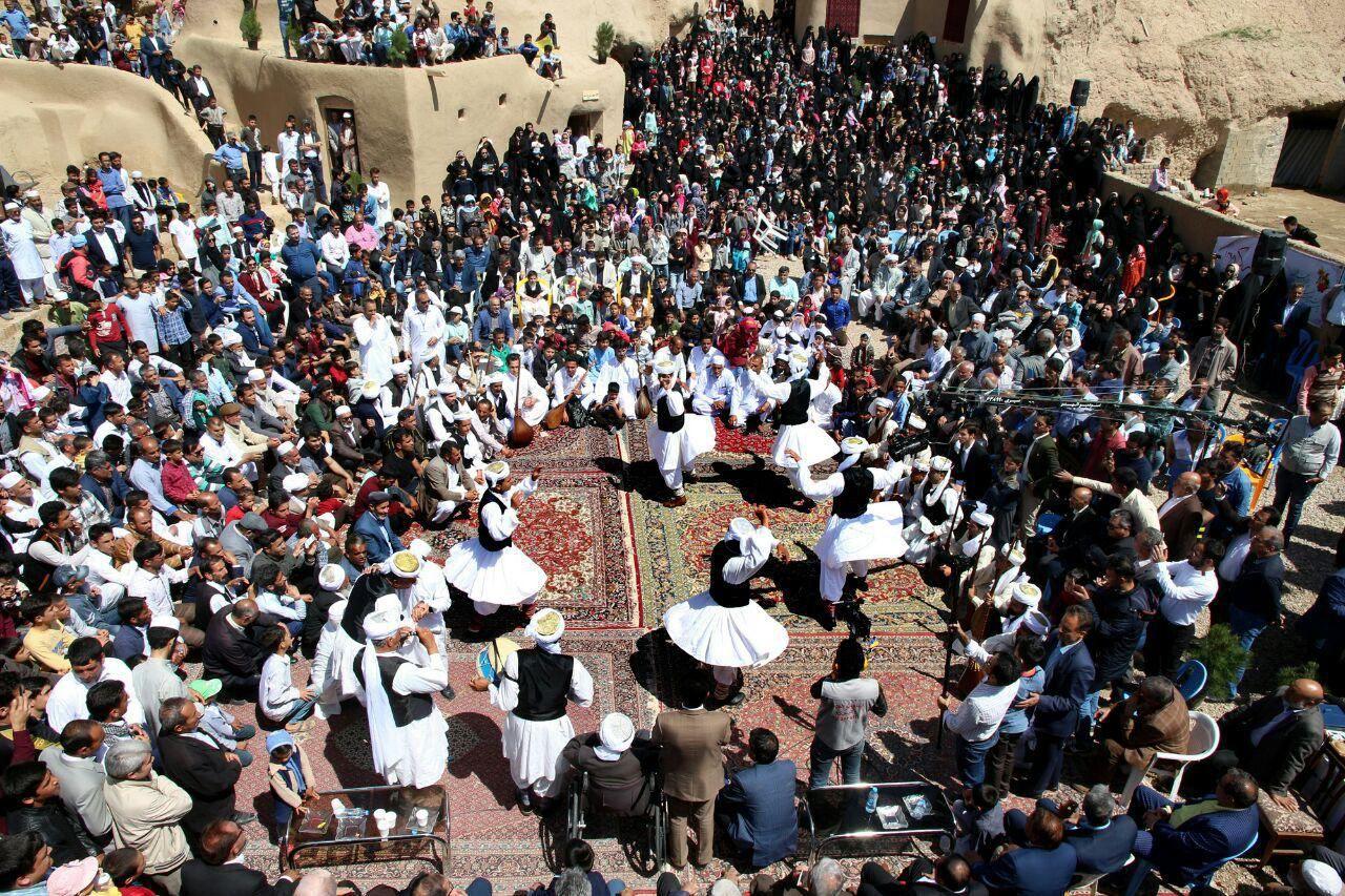جشن نوروزگاه نشتیفان یکی از نوروزگاههای برتر خراسان رضوی