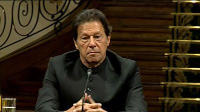 افسوس عمران خان از صحبت نکردن به زبان قارسی + فیلم