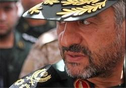 تصویری منتشرنشده از سرلشکر جعفری در اتاق عملیات آزادسازی شهر بلد