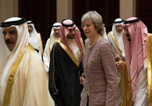 جنگ پنهانی انگلیس در یمن