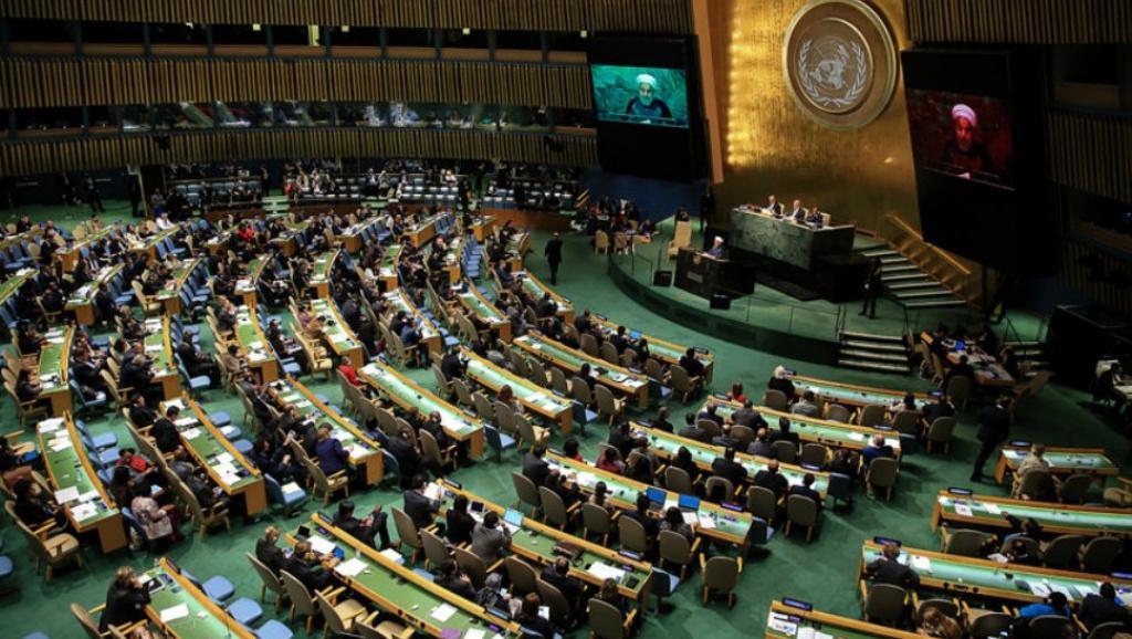 ظریف در سازمان ملل چه خواهد گفت؟// دعوت  ظریف به صلح از میان  پنجههای  عقاب /