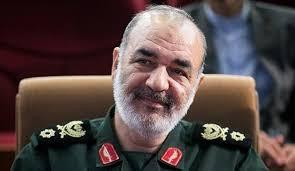 تصویری از نشان سرلشکری فرمانده جدید سپاه +تصویر