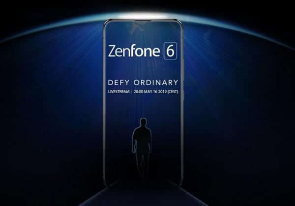 ایسوس باتری بزرگی را برای ZenFone 6 در نظر گرفته است +عکس