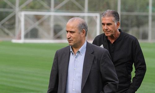 سرمربی تیم ملی فوتبال ایران امروز انتخاب میشود؟