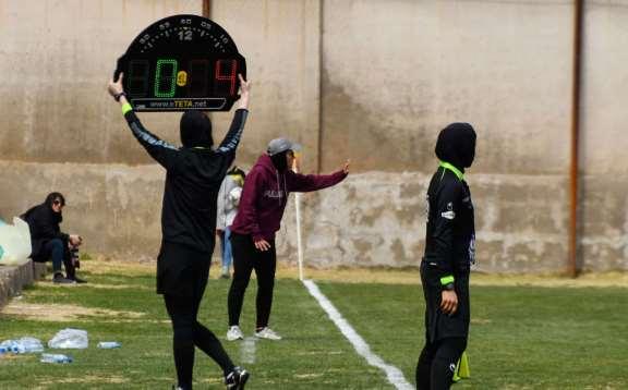 آقای باقری////چالش باشگاه داری در فوتبال بانوان