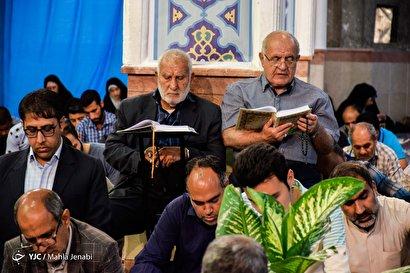 محفل اُنس با قرآن در کرمان