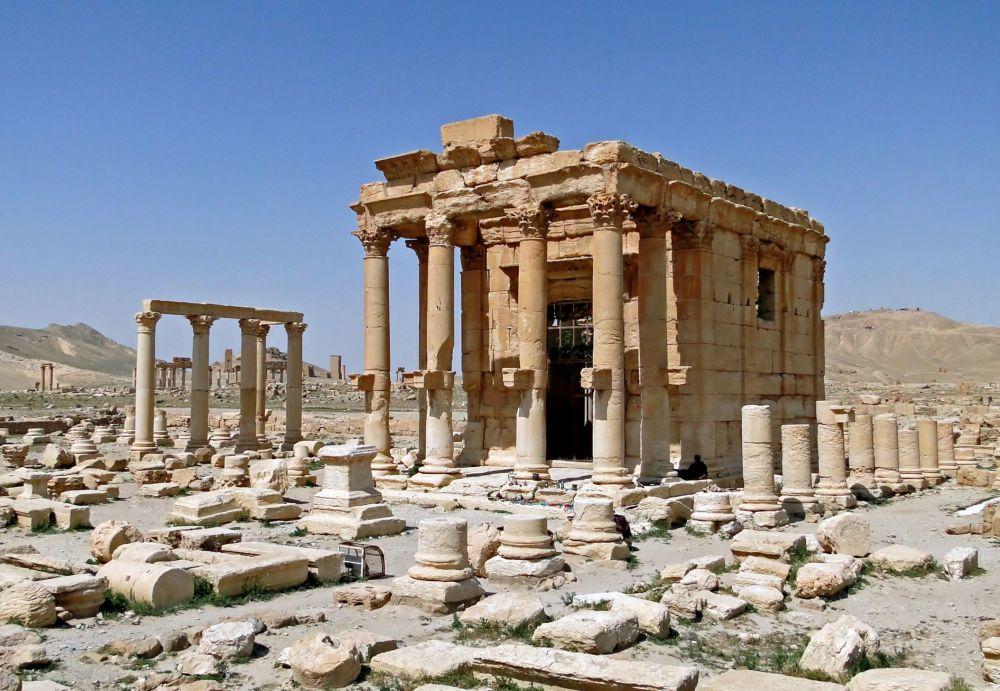 بناهای تاریخی که از آنها فقط خاطرهای بر جا مانده