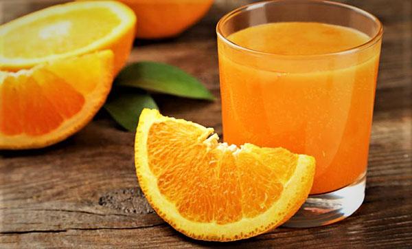 شربت پرتقال خانگی + دستور تهیه