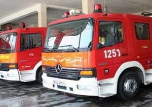 نجام ۳ عملیات امداد و نجات با تلاش آتش شنانان همدانی