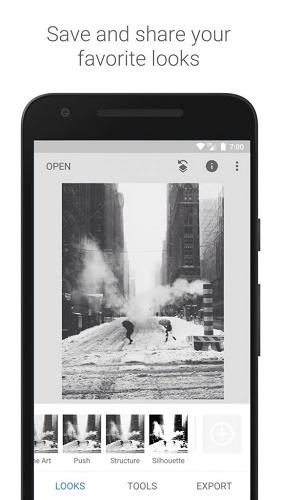 دانلود Snapseed 2.19.0.201 - بهترین برنامه ویرایش تصویر برای اندروید