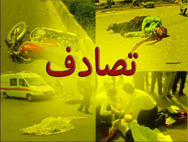 تصادفات در جادههای سیستان و بلوچستان جان ۸۸۸ نفر را گرفت