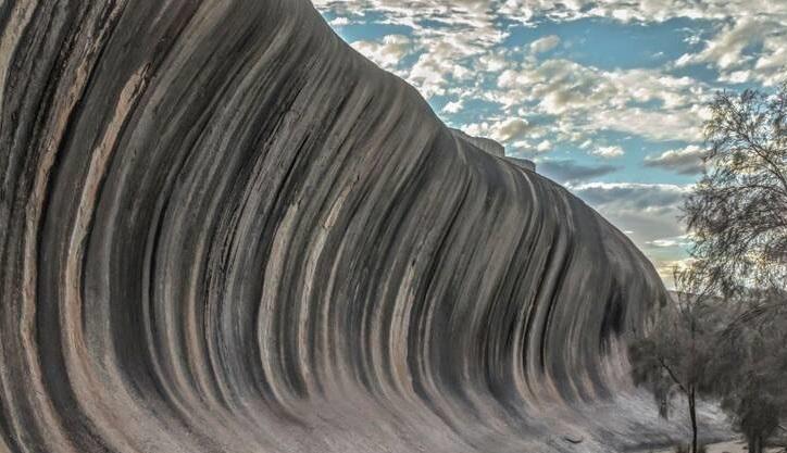 صخرهای زیبا در استرالیا+عکس