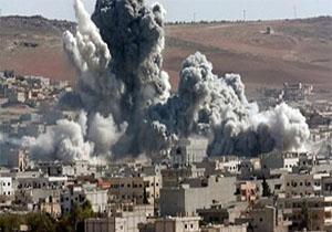 کشته شدن چهار کودک و یک زن سوری در حملات تروریستها به حومه حماه