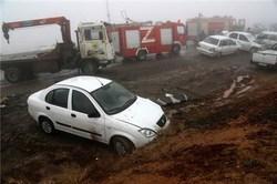 واژگونی مرگبار سواری ۲۰۶ در محور دهلران_اندیمشک