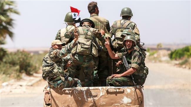 باشگاه خبرنگاران -آزادسازی چهار شهرک در ادلب و حماه به دست ارتش سوریه