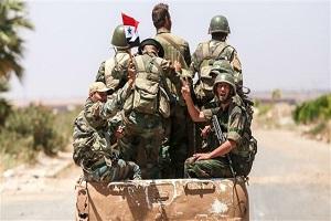 آزادسازی چهار شهرک در ادلب و حماه به دست ارتش سوریه