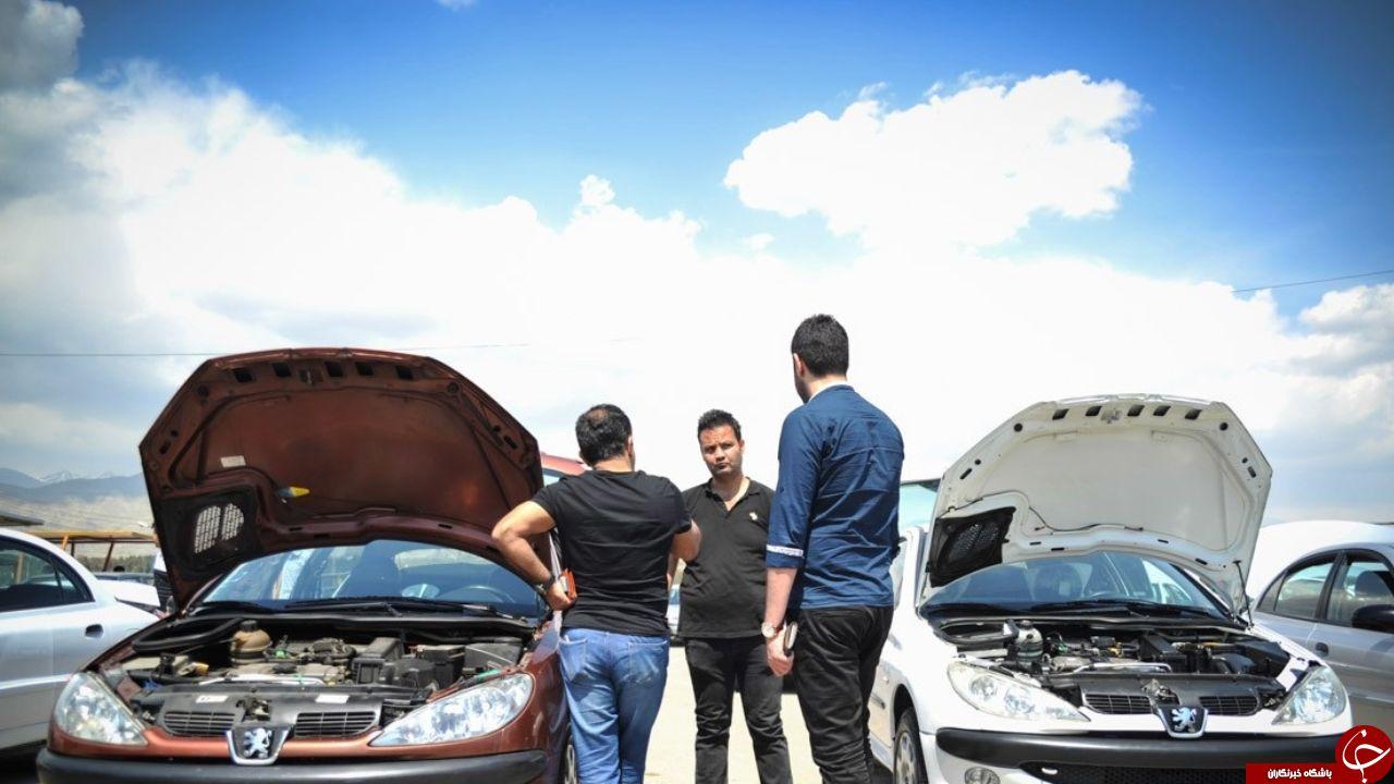 کولاک قیمت های ساختگی خودرو، دستپخت سایت های متخلف فروش کالا