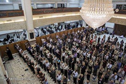 افطار در مسجد جامع شهرک غرب