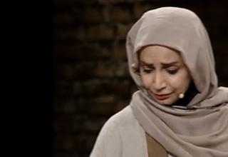 ماجرای گریه ناگهانی شبنم قلیخانی در برنامه زنده چه بود؟ + فیلم