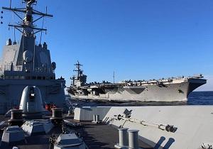 پایان همکاری نیروی دریایی آمریکا و اسپانیا در خلیج فارس