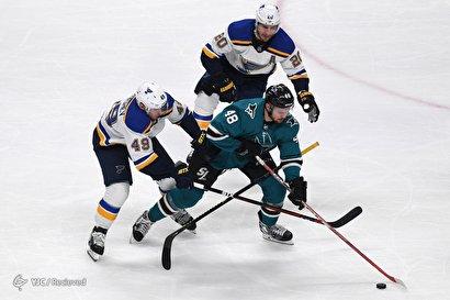 لیگ هاکی روی یخ NHL