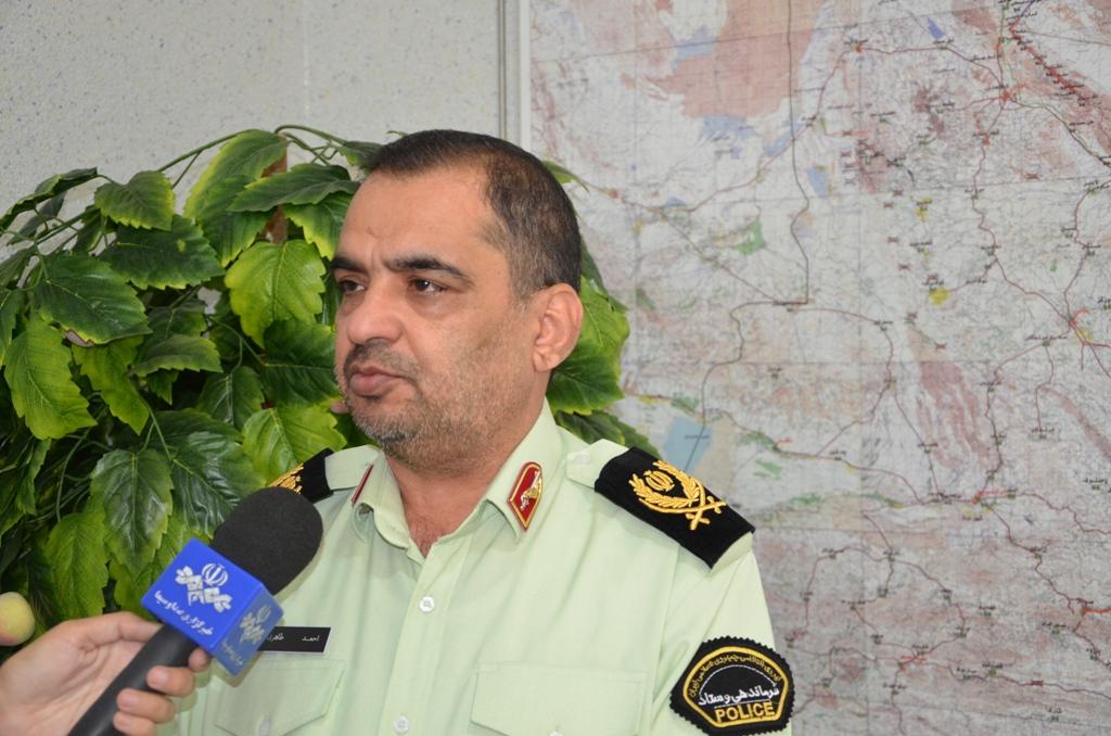 انهدام باند سرقتهای مسلحانه در ایرانشهر با ۲۷ فقره سرقت