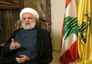 شیخ نعیم قاسم: آمریکا نمیتواند هر کاری که خواست در منطقه انجام دهد