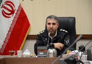۷ نفر اراذل و اوباش شرور در قم دستگیر شدند