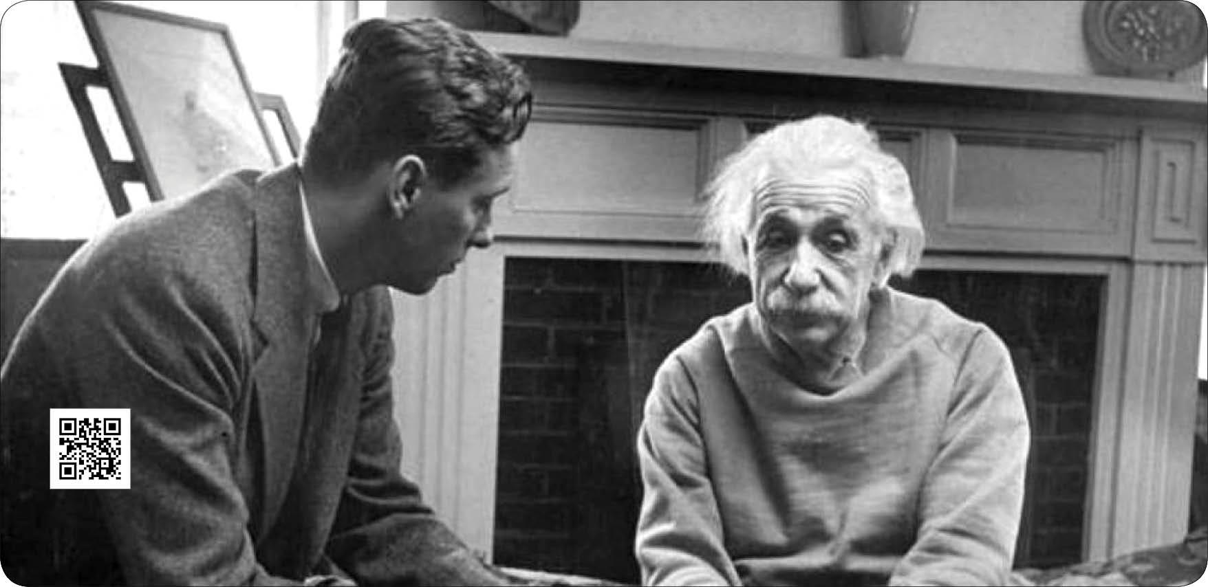 تلنگر مهم «اینشتین» در روزهای پایانی عمرش / بازنگری زندگی!